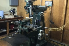 2012-GRIZZLEY-G9901-VERTICAL-MILLING-MACHINE